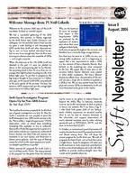 Swift newsletter