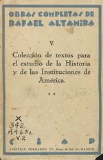 Constituciones vigentes de los estados americanos