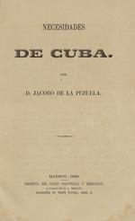 Necesidades de Cuba