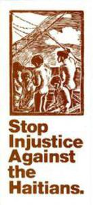 Stop injustice against the Haitians
