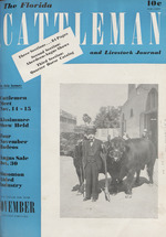 7bea8d98e6 The Florida cattleman and livestock journal