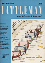 The Florida cattleman and livestock journal
