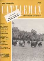 c5ea1011 The Florida cattleman and livestock journal