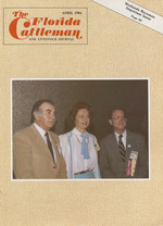 9540496193 The Florida cattleman and livestock journal