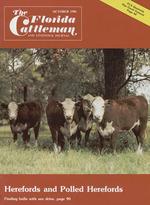 4ddd343d566163 The Florida cattleman and livestock journal