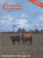 beba4435968 The Florida cattleman and livestock journal