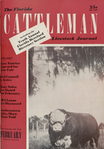 ad474d8665 The Florida cattleman and livestock journal