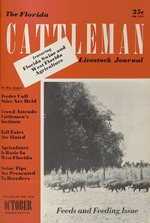 25fdc8e3d The Florida cattleman and livestock journal
