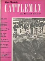 a8ebe08f The Florida cattleman and livestock journal