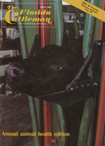 aadf499b6e29c The Florida cattleman and livestock journal