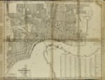 Map of Jacksonville, Duval County, Florida