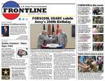FORSCOM frontline
