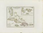 Le Grandi Antille e l'isole Lucaje