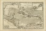 Les isles Antilles, et le golfe du Méxique