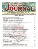 U.S. Army Medical Department journal