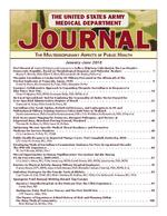 0f633976c U.S. Army Medical Department journal