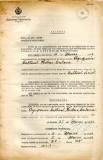 Decreto : Reglamento de la Asociación Agrupación Cultural Hebreo-Cubana