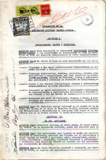 Reglamento de la Agrupación Cultural Hebreo-Cubana