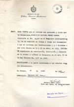 Providencia acerca de Agrupación Cultural Hebreo-Cubana