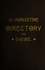 The St. Augustine directory