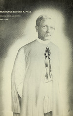 Monsignor Edward A. Pace, Diocese of St. Augustine, 1861-1938