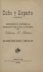Cuba y España :
