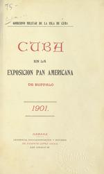 Cuba en la Exposición pan americana de Buffalo, 1901