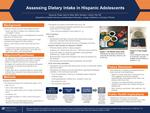Assessing Dietary Intake In Hispanic Adolescents