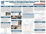 Determination Of Wind Out-Of-Plane Failure Capacity Of Plywood And Osb-Clad Walls Systems