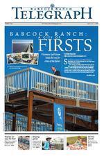 Babcock Ranch telegraph