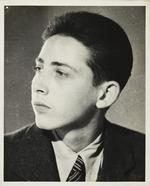 Portrait photograph of Henri Landwirth