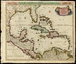 Insulae Americanae Nempe : Cuba, Hispaniola, Iamaica