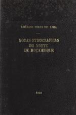 Notas etnográficas do norte de Moçambique