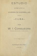Estudio acerca de la guerra de guerrillas en Cuba