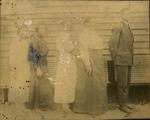 Pensacola Schools - A. Quinn Jones, Mrs. Agnes Jones, Miss Hamilton, Mrs. MA Edwards, and Miss Nelson, accordingly