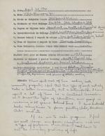 Teacher Questionaries - T.B. McPherson, Jr.