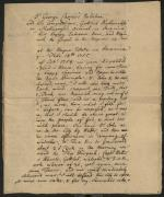 Travel report of Moravian missionaries in Jamaica, 1754-1755 - New Page