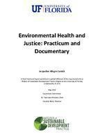 Environmental health and justice