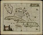 Insularum Hispaniolae et Cubae Cum Insulis circum jacentibus accurate delineatio