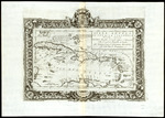 Isole Antili, la Cuba, e la Spagnuola