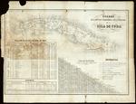 Cuadro de la división territorial y de la población de la Isla de Cuba