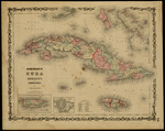 Johnson's Cuba, Jamaica and Porto Rico