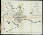 Plan du port et de la ville de la Havanne