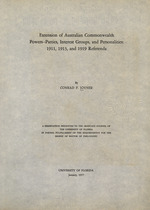Extension of Australian Commonwealth powers