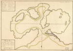 Plano del Puerto de Cabañas, situado en la costa dl. N. de la ysla de Cuba, 12 leguas al O. de la Havana