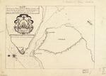 Plano del Puerto de Sn. Christobal de la Habana situado en la costa del N. de la ysla de Cuba en la latd. de 23 gs. 10 ms. y en la longd. de 293 gs. 43 ms. segun merio. de The.