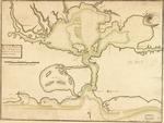 Plano del Puerto del Padre cituado en la costa del N. de la ysla de Santiago de Cuba