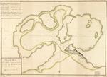 Plano dl. Puerto de Cabañas, situado en la costa dl. N. de la ysla de Cuba, 12 leguas al oeste del puerto de la Havana