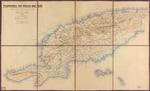 Croquis de la Provincia de Pinar del Rio