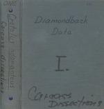 Diamondback rattlesnake (Crotalus adamanteus) carcass dissection data: Notebook 1